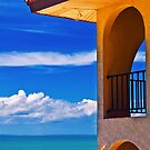 Window to paradise  by LudaNayvelt