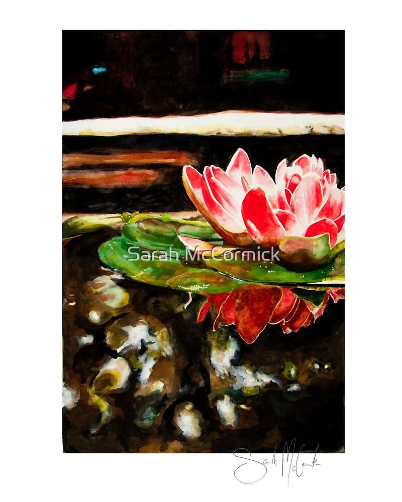 Lotus by Sarah McCormick