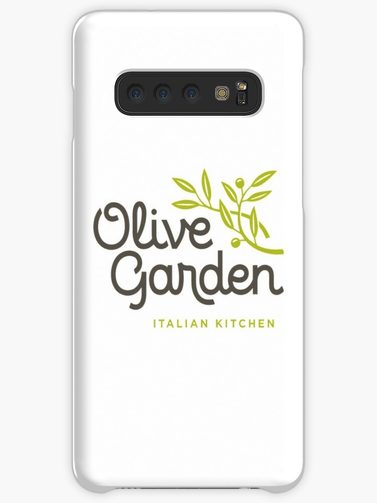 Olive Garden Case Skin For Samsung Galaxy By Jakeylaw Redbubble