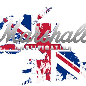 Marshall Amp UK - Metallic  by mugenjyaj