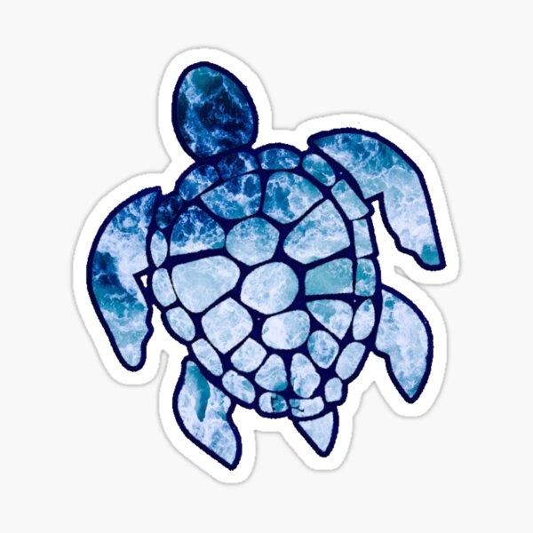 ocean sea turtle Sticker