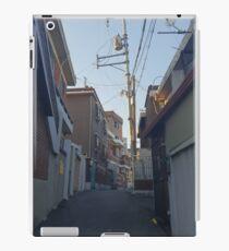 Itaewon Back Alley iPad Case/Skin