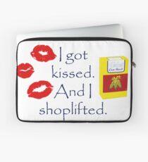 Got Kissed Laptop Sleeve