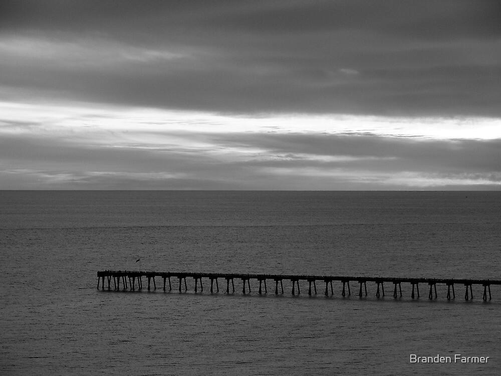 Pensacola Pier by Branden Farmer