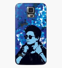 Connor Ball - Floral Case/Skin for Samsung Galaxy