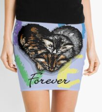 Sibling Love is Forever Mini Skirt