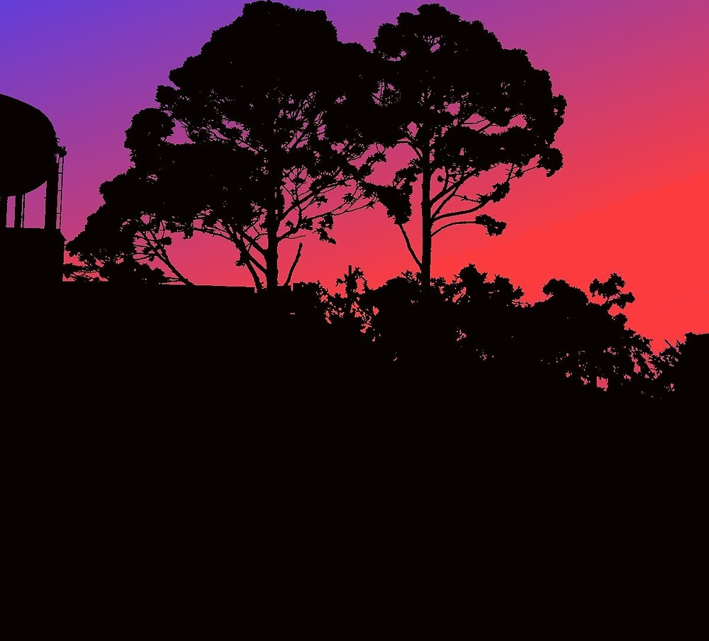 Summer Sun Set by Scornovocco