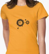 Clockwork [LIGHT] Womens Fitted T-Shirt