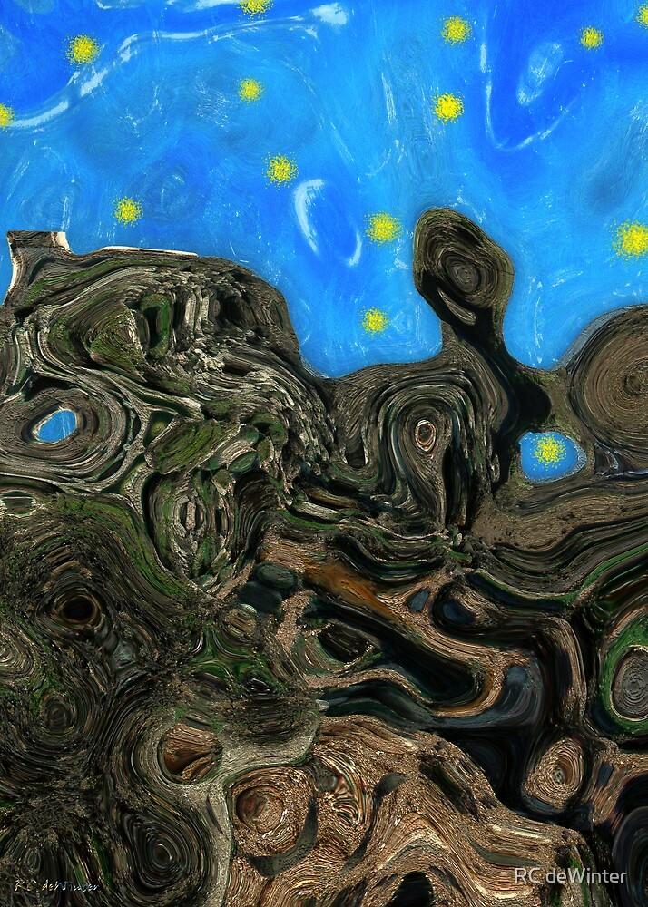 Night Petrified by RC deWinter