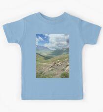 a large Uzbekistan landscape Kids Clothes