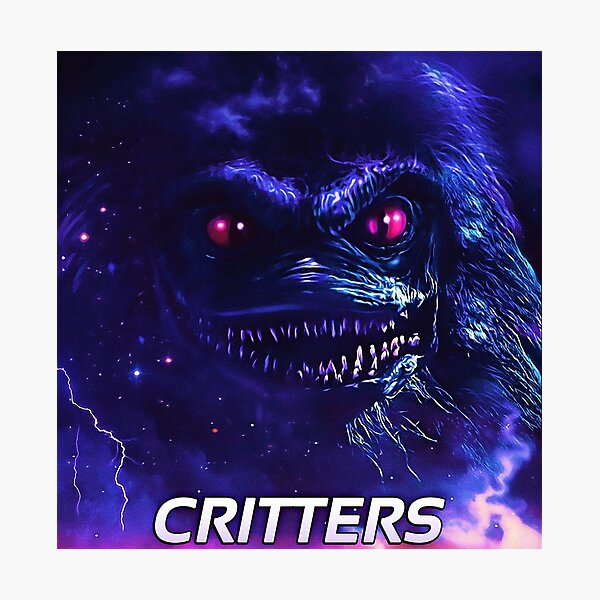 Critter Lámina fotográfica