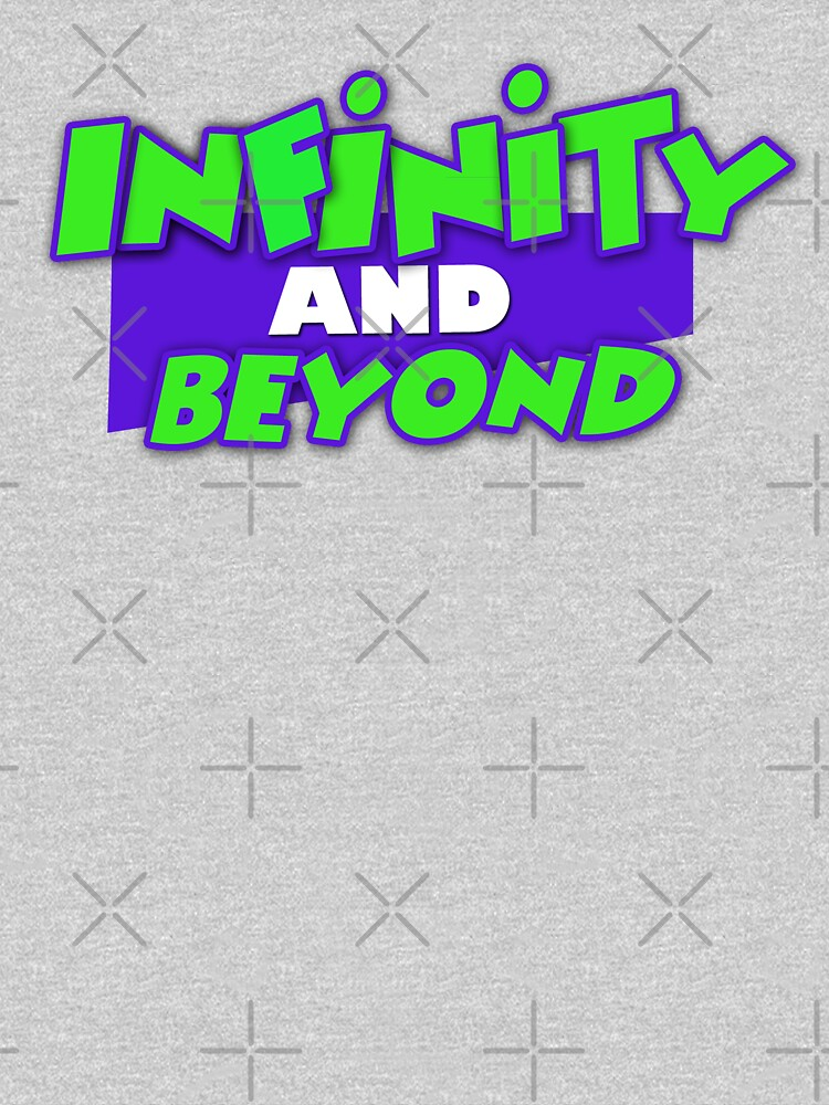 Infinity and Beyond by themarvdesigns