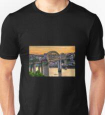 Royal Albert Bridge Unisex T-Shirt