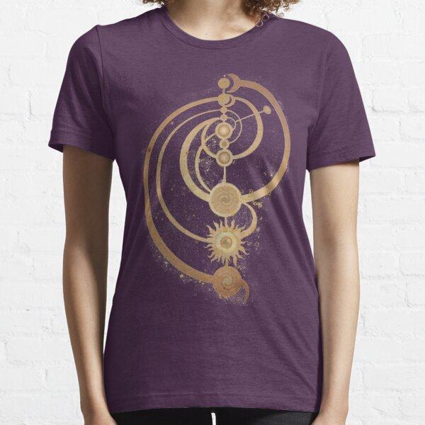 The Dark Crystal Master Time Symbol Essential T-Shirt