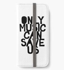 Vinilo o funda para iPhone ¡Solo la música nos puede salvar!