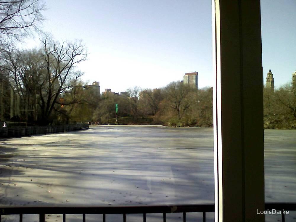 Central Park- Boathouse Restaurant - NYC by LouisDarke