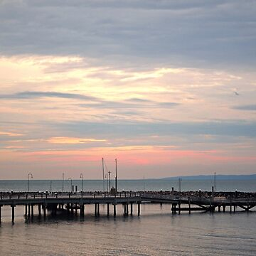 New Harbour Redcliffe by kllebou