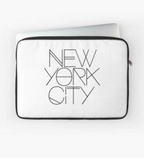 Funda para portátil Nueva York.