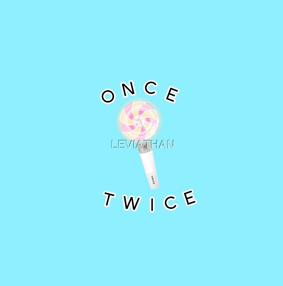 ONCE TWICE Candy Bong