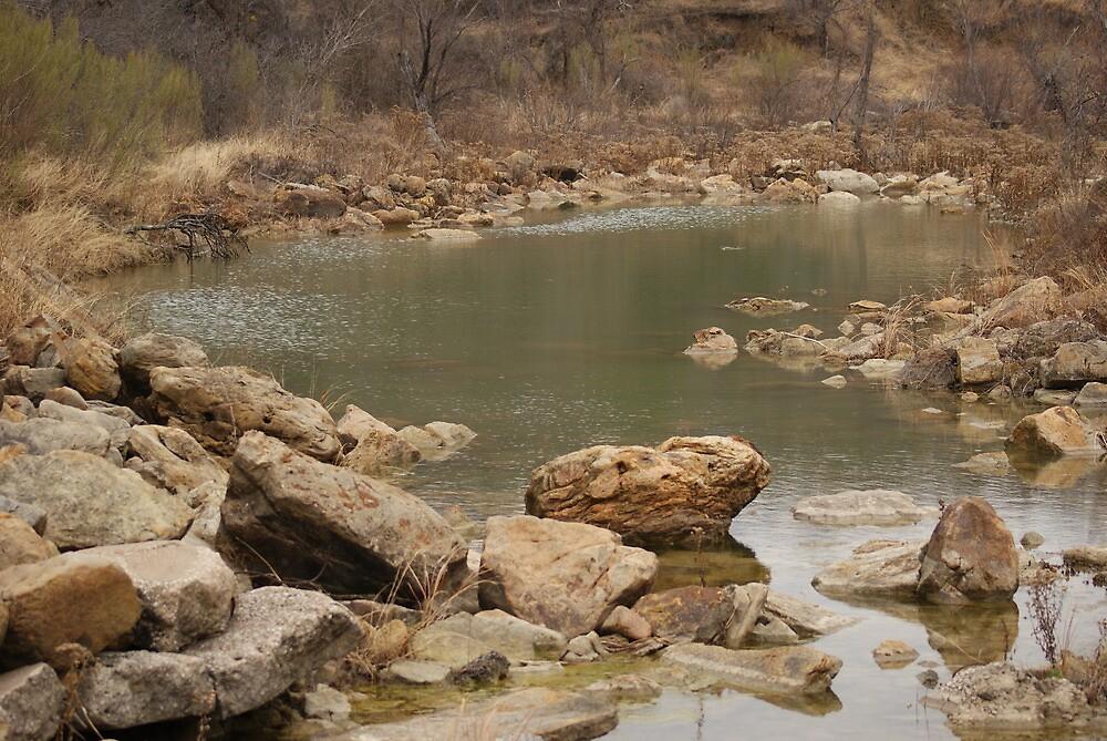 Palo Pinto Creek by TxGimGim