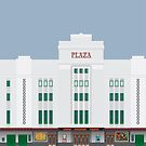 STOCKPORT - Plaza (square format) by exvista