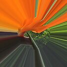 Light Tunnel II by Robyn Williams