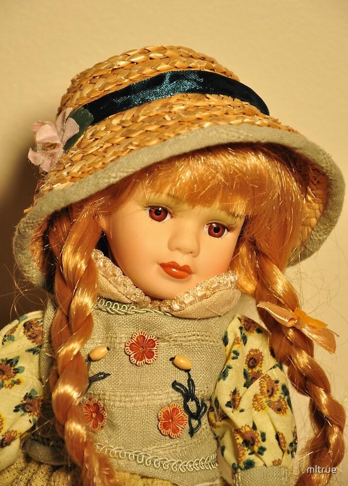 Brown -eyed girl 2 by mltrue