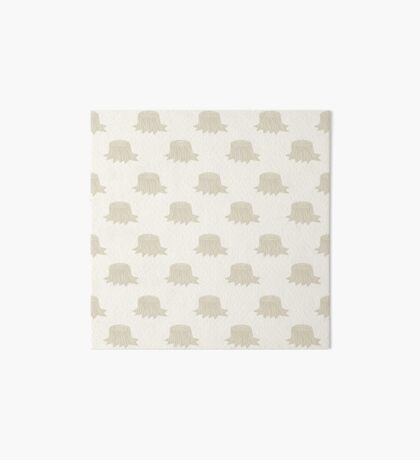 Stumped (Patterns Please) Art Board Print