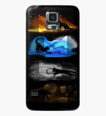 Warrior Cats: Four Elements, Four Clans Case/Skin for Samsung Galaxy