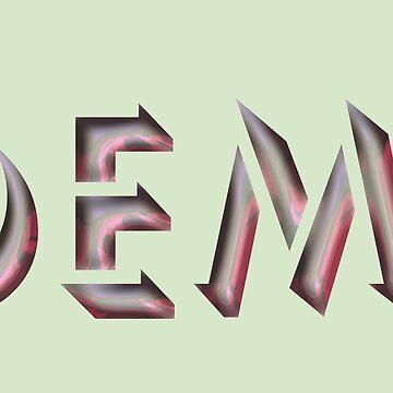 Demi by Melmel9