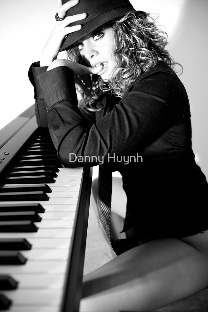 Piano Play by Danny Huynh