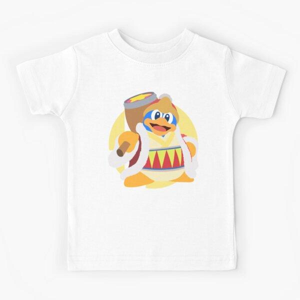 King Dedede - Super Smash Bros. Ultimate Kids T-Shirt