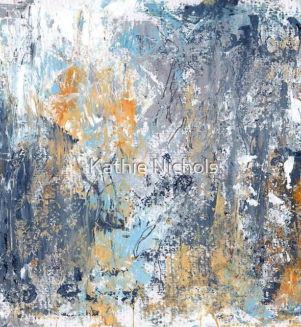 Blue Bayou Solitude by Kathie Nichols