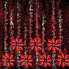 Flower in Red by JohannaDesign