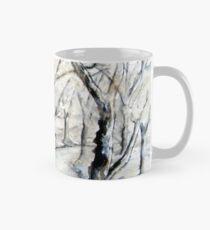 Trees in winter  Mug