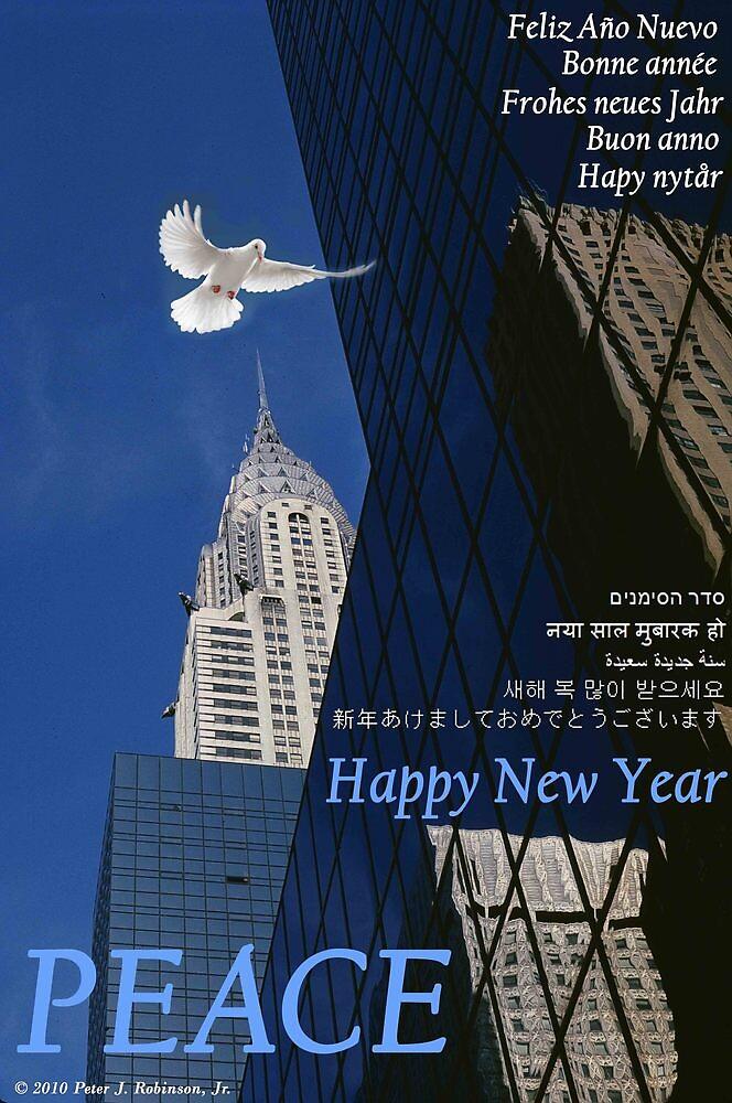 Happy New Year 2010 by peterrobinsonjr