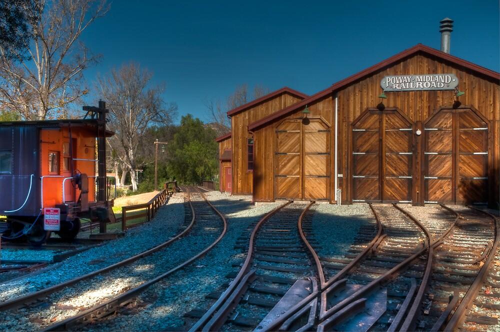 Poway Midland Railroad by Bill McCarroll