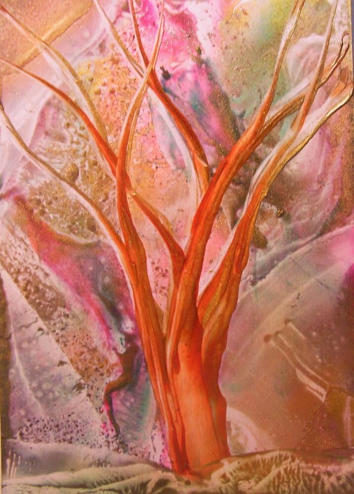 wishing tree by JVandebrooke