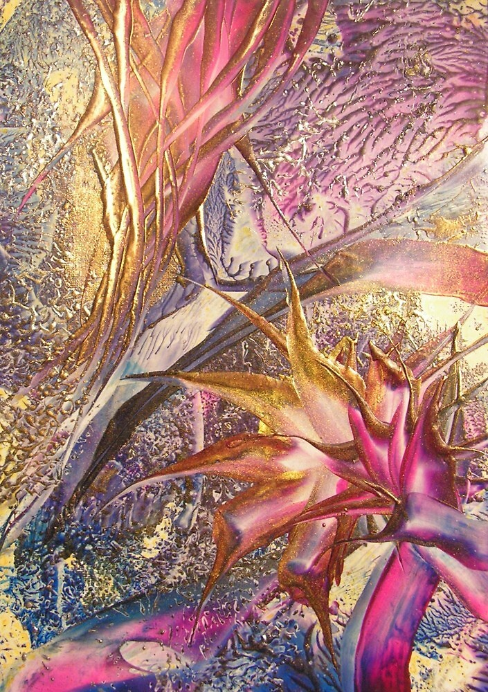 Blooming 2 by JVandebrooke