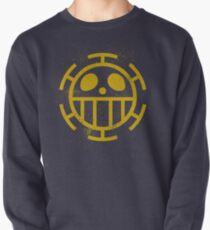 Trafalgar Law Jolly Roger Pullover