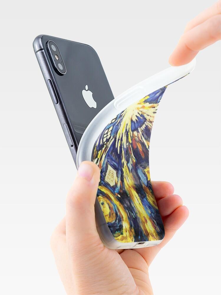 Alternative Ansicht von Van Gogh Prophezeiung iPhone-Hülle & Cover