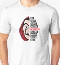 La casa de papel Unisex T-Shirt