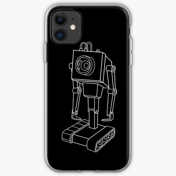Butter Robot - Rick and Morty iPhone Soft Case