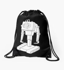Butter Robot - Rick and Morty Drawstring Bag