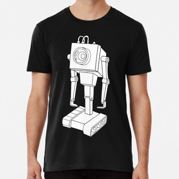 Butter Robot - Rick and Morty Premium T-Shirt
