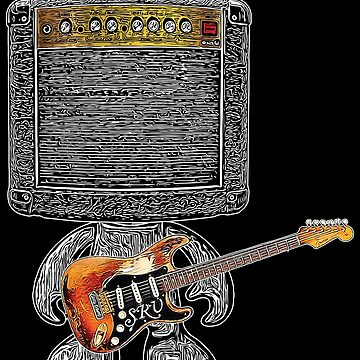 Fender SRU Urban by 17RockArt