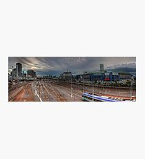 Southern Cross Station • Melbourne • Victoria Photographic Print