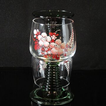 An Arrangement Of Wine Glasses by lezvee