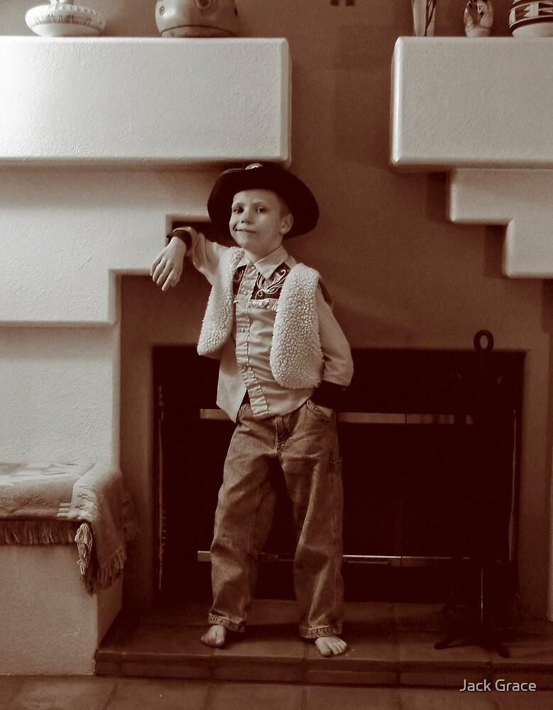 Barefoot Cowboy by Jack Grace