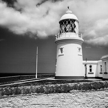 Pendeen Lighthouse by Femaleform